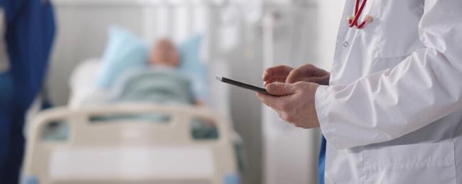 Hospital neglect case